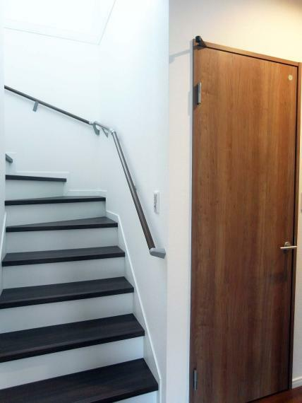 階段/ホール 室内(2021年10月)撮影