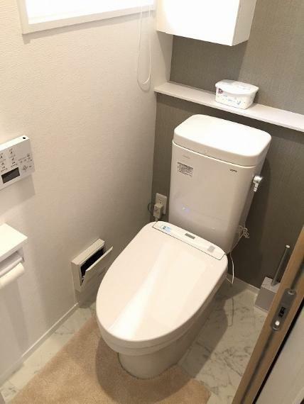 トイレ 全館空調で外気に影響されず室温を快適な温度で保つことができます