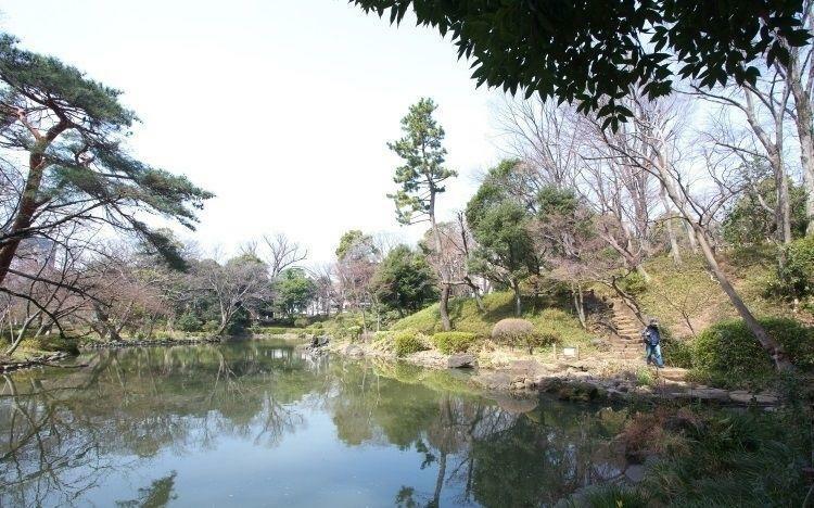 公園 有栖川宮記念公園 徒歩16分。