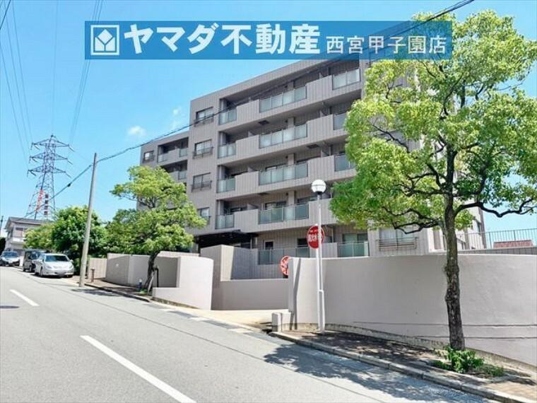 外観写真 JR「芦屋」駅バス11分・「芦屋病院西口」停徒歩1分