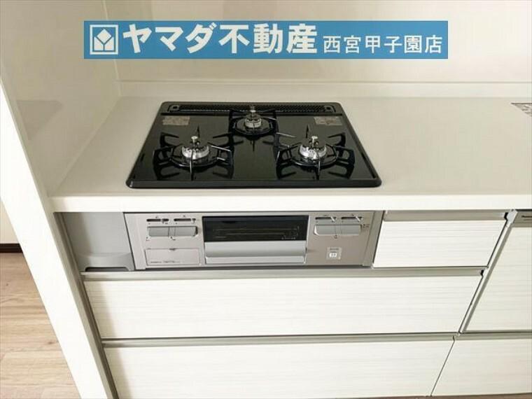 キッチン システムキッチン新調済み