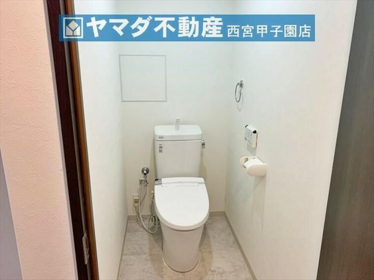 トイレ シャワートイレ新調済み。