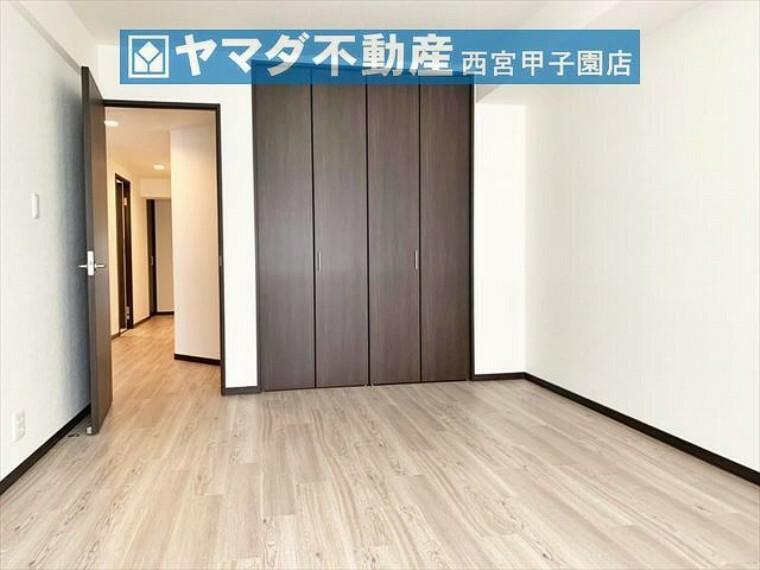 寝室 洋室9.8帖