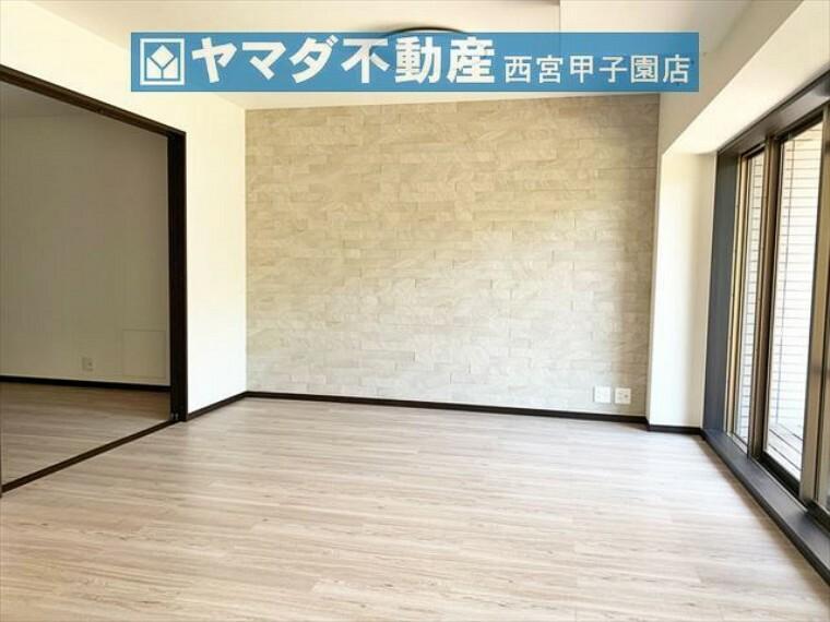 居間・リビング LDK21.5帖