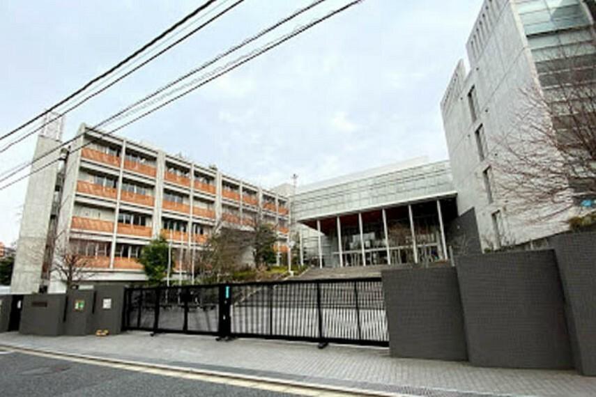 中学校 【中学校】新宿区立新宿中学校まで1494m