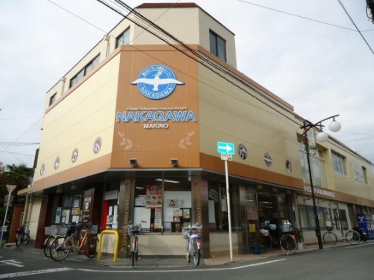 スーパー 【スーパー】スーパーストアナカガワ 牧野店まで824m