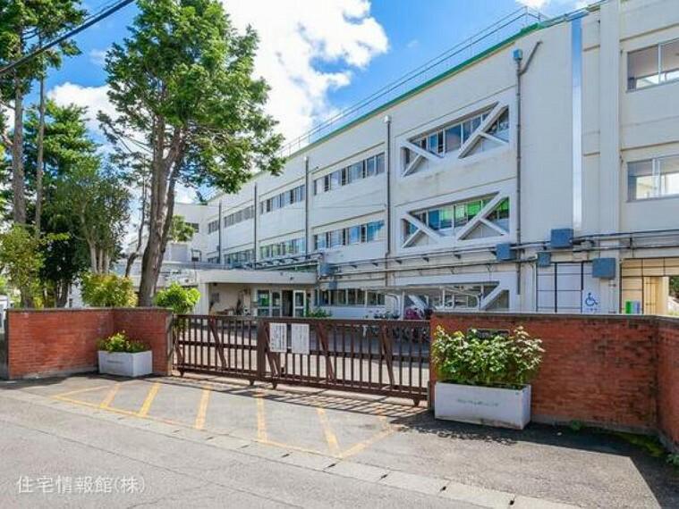 日野市立日野第四小学校 距離190m