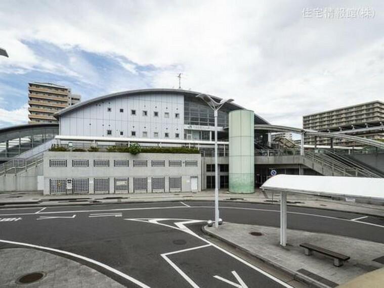 常磐線「ひたち野うしく」駅 距離3680m