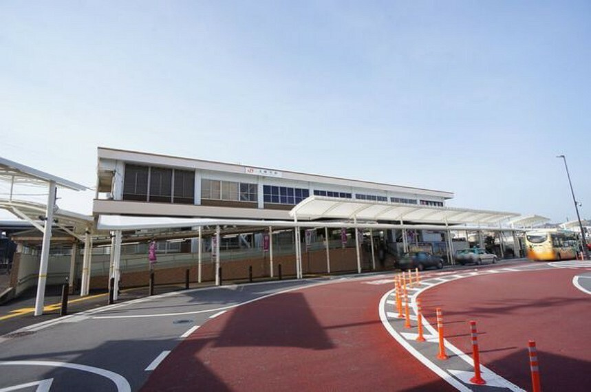 JR中央本線土岐市駅 JR中央本線土岐市駅まで900m(徒歩約12分)