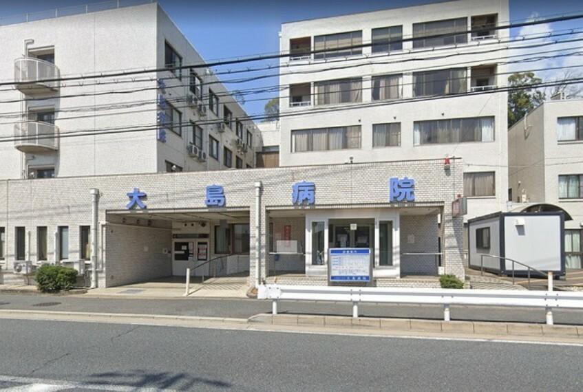 病院 社会医療法人弘仁会大島病院