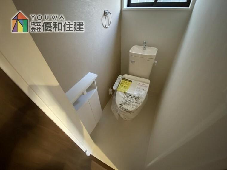 トイレ 同社施工例
