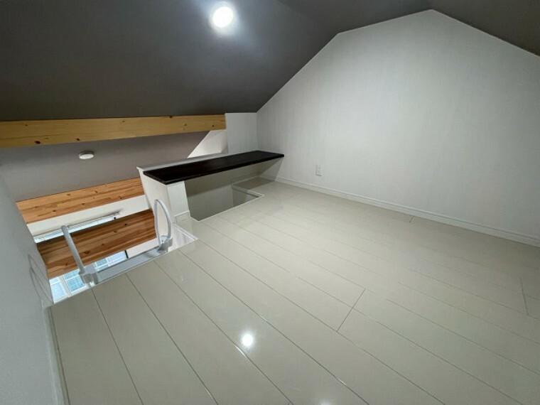 収納 大きな収納でお部屋もスッキリ。
