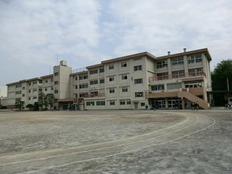 中学校 【中学校】堺中学校まで1545m