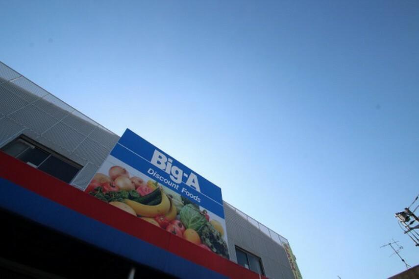 スーパー ビッグ・エー 江戸川本一色店 620m