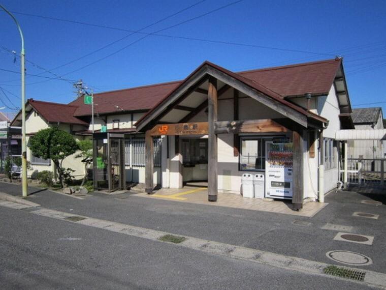 小泉駅(JR 太多線)