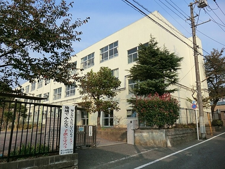 小学校 横浜市立桜台小学校徒歩4分