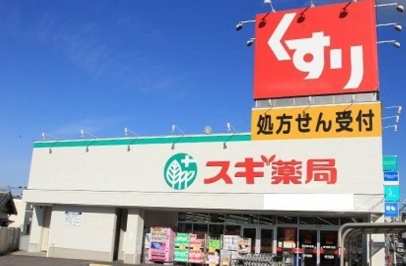 ドラッグストア 【ドラッグストア】スギ薬局市場店まで877m