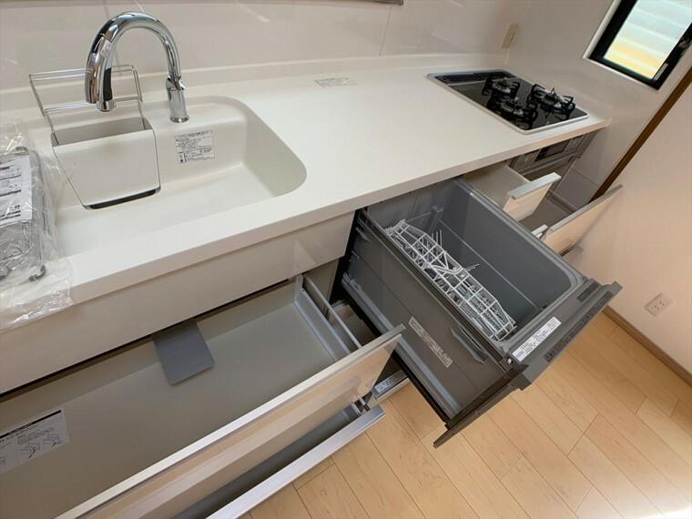 キッチン 深型食洗器付き