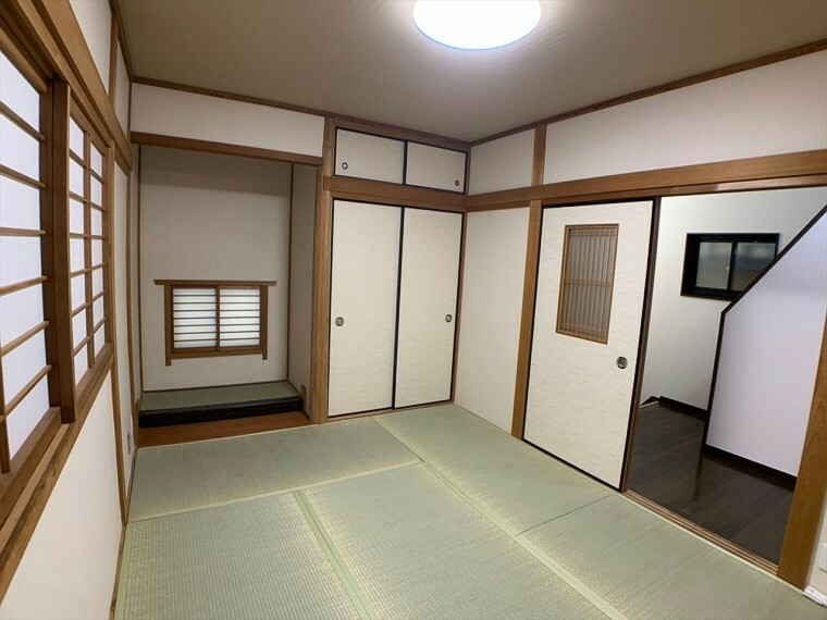 和室 ごろんと横になれる空間