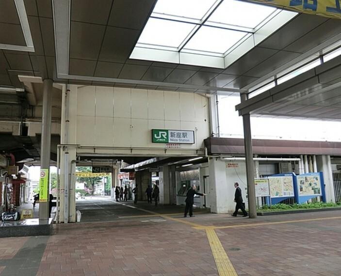 武蔵野線 新座駅