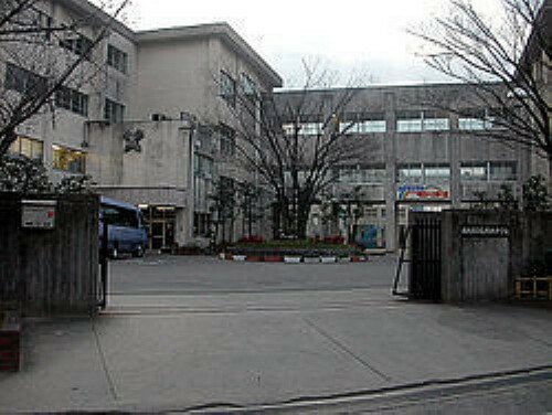 中学校 岡崎市立矢作北中学校