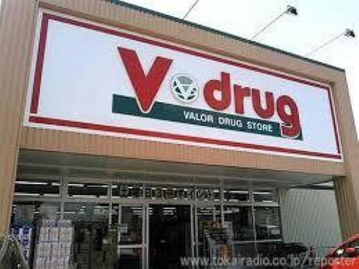 ドラッグストア V・drug矢作店