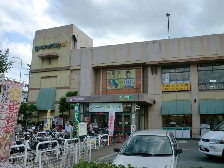 スーパー 【スーパー】グルメシティ今津店まで656m
