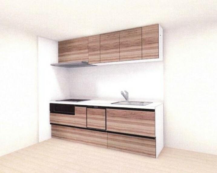 居間・リビング 内装イメージ(完成時部材品番と相違する可能性があります。)