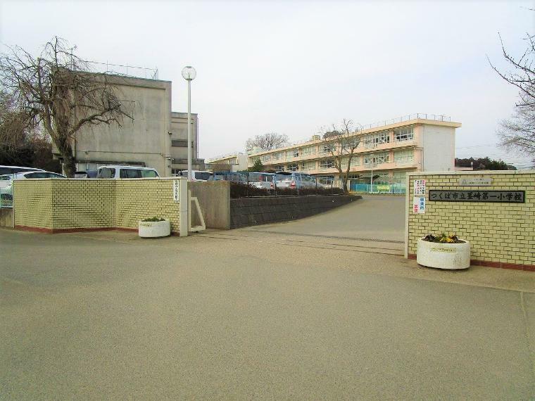 小学校 つくば市立茎崎第一小学校 茨城県つくば市高崎2290