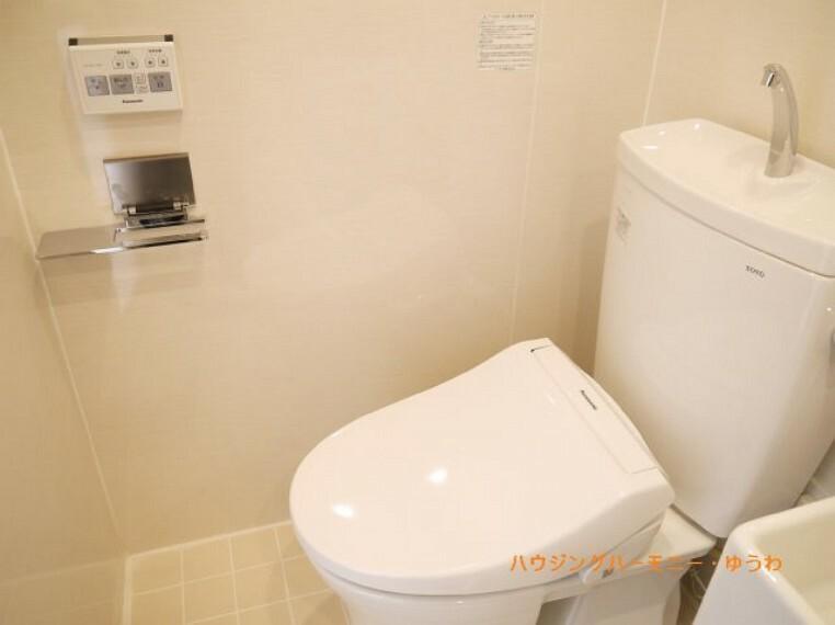 トイレ リフォームをした場合のイメージとなります。