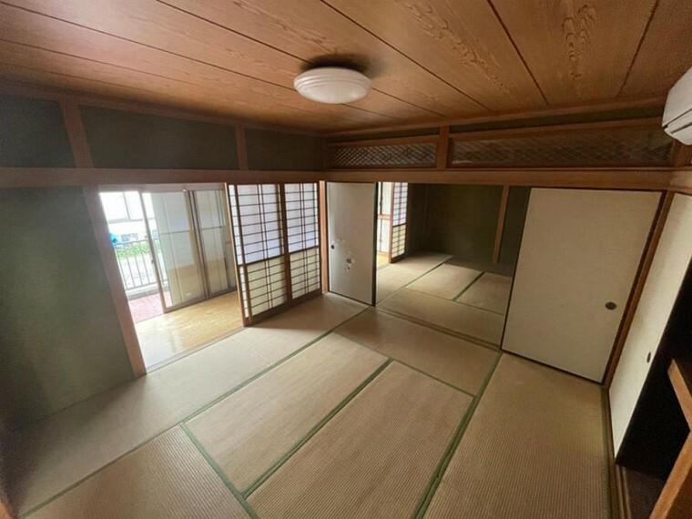和室 ~Japanese‐style room~ 様々な使い方ができる和室付