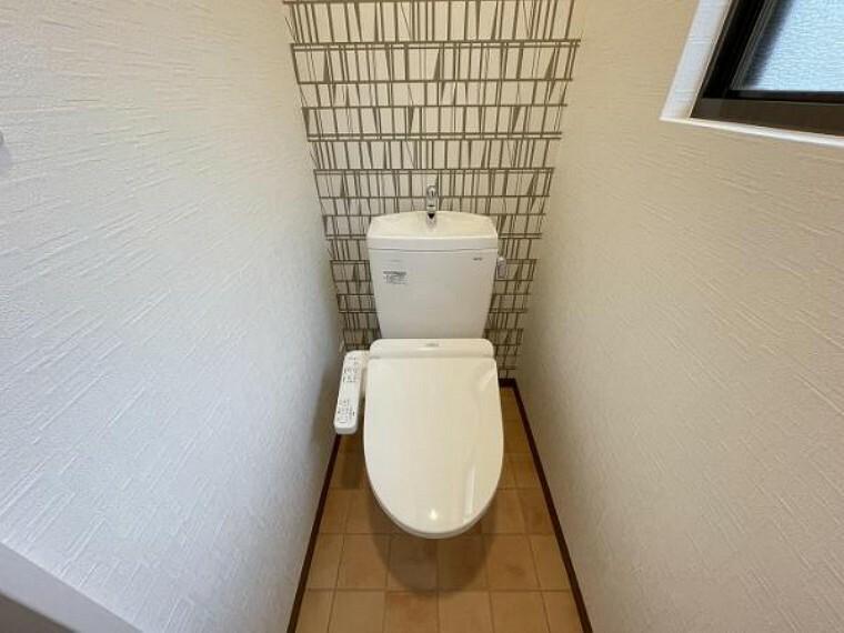 トイレ 「トイレ」新品交換済み