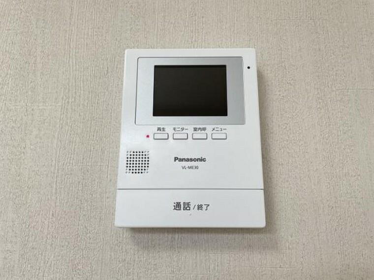 「TVモニターフォン」新規設設置