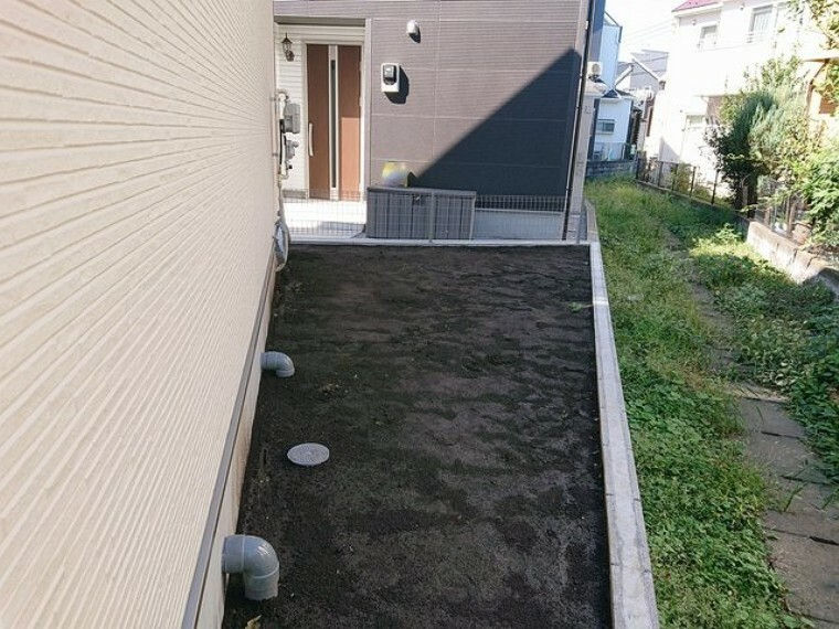庭 使い方次第で唯一無二のお庭に。