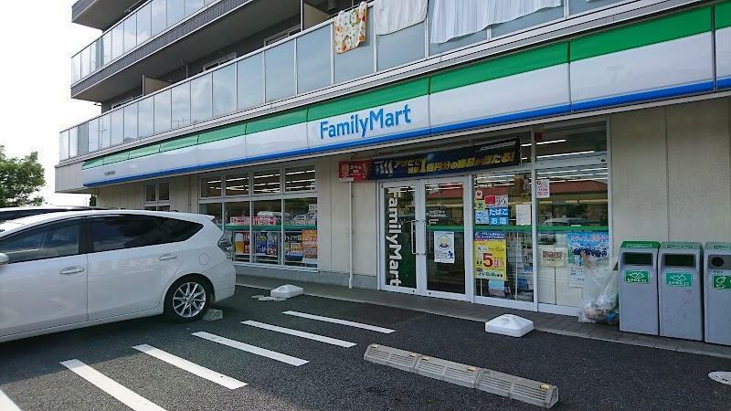 コンビニ ファミリーマート 中山競馬場前店