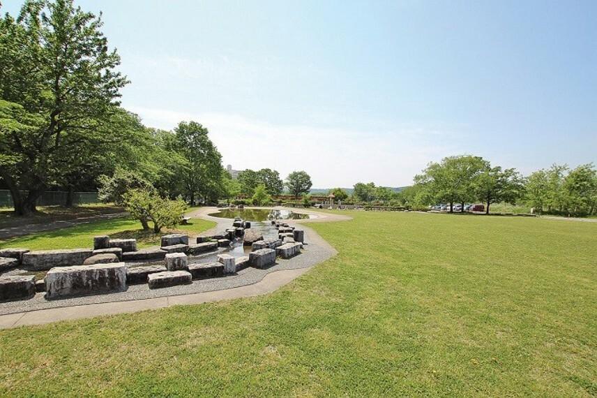 公園 多摩川中央公園