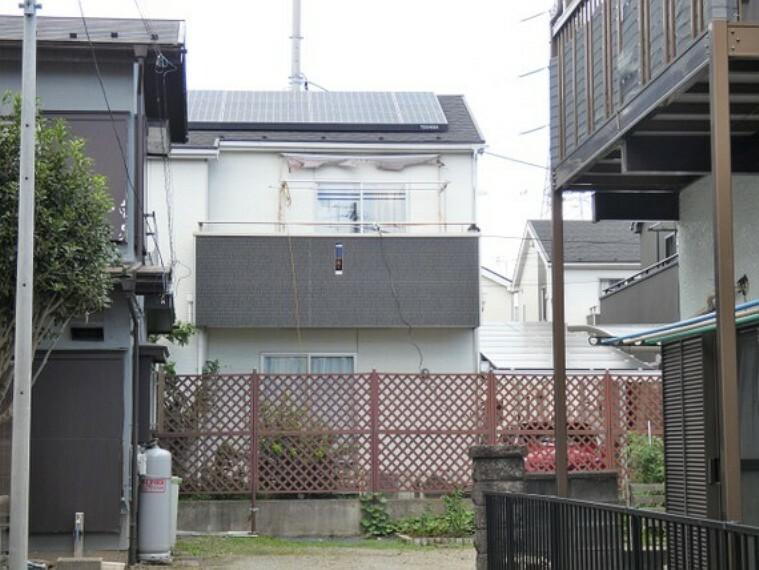 外観写真 小田急線「海老名」「本厚木」の2駅利用可能な立地です。
