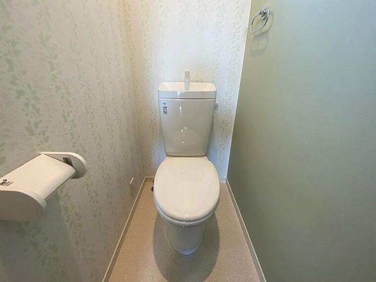トイレ トイレ・2階のトイレ。