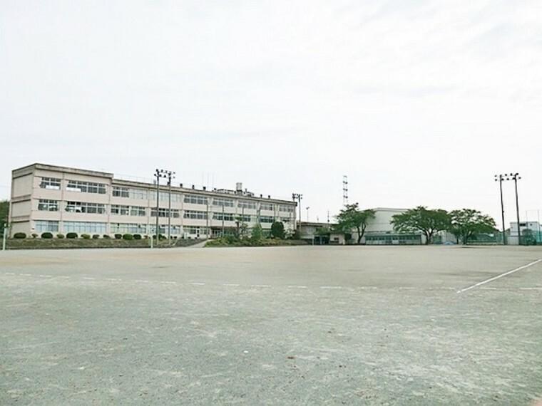 中学校 あきる野市立増戸中学校