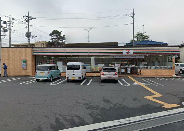 コンビニ セブンイレブン東松山市幸町店