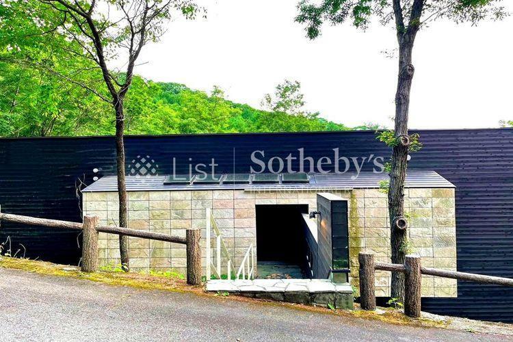 現況写真 外観オーナーズヒル軽井沢管理事務所まで徒歩約3分です。