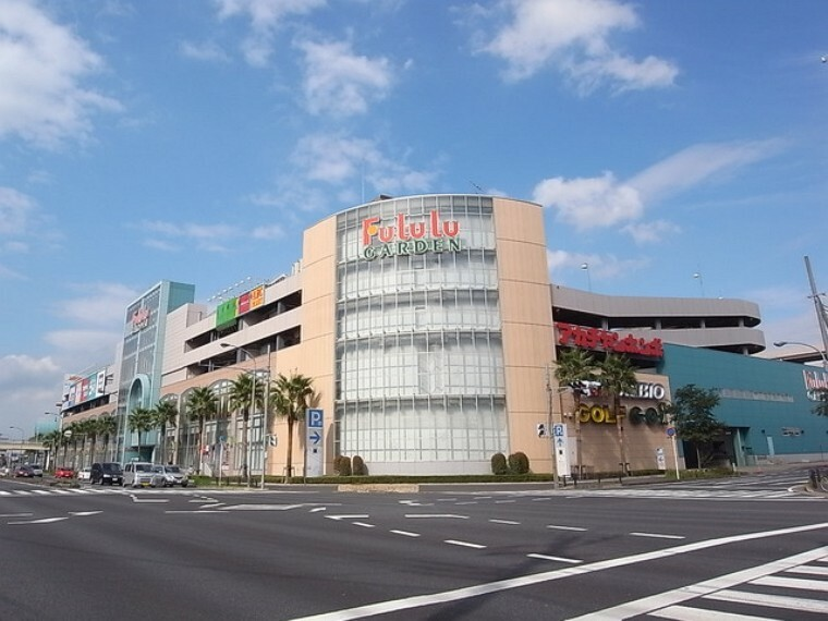 ショッピングセンター (フルルガーデン八千代)徒歩17分