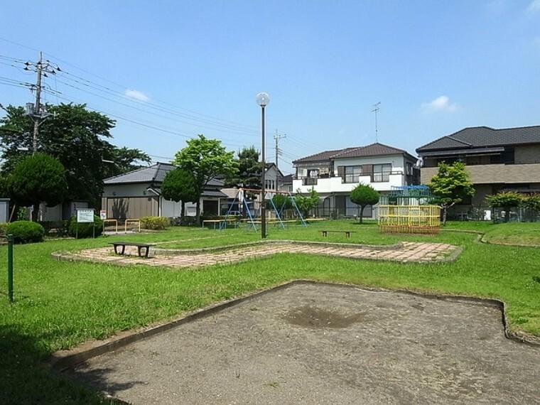 公園 (五百堂公園)徒歩3分