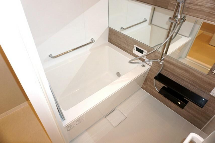 浴室 新品の浴室です