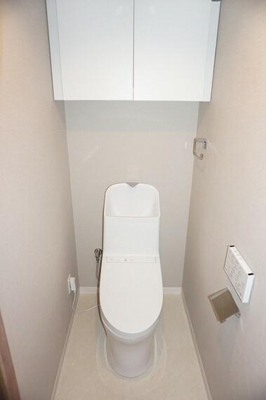 トイレ 快適な温水洗浄便座
