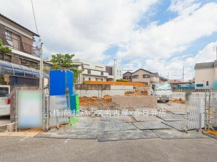 現況外観写真 9/27撮影 現地写真 【名古屋市緑区桶狭間森前】