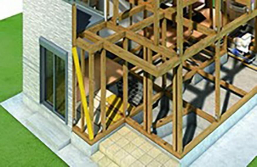 構造・工法・仕様 国が定めた耐震等級で最上位の3を取得。さらに、地盤の専門部隊である造成課を設け、徹底した調査と最適な改良工事を実施。強い建物と強い地盤を自信をもってご提供しています。