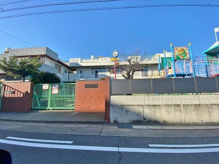 幼稚園・保育園 さくらケ丘保育園324m