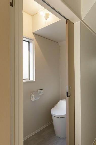 トイレ トイレも新設されております。