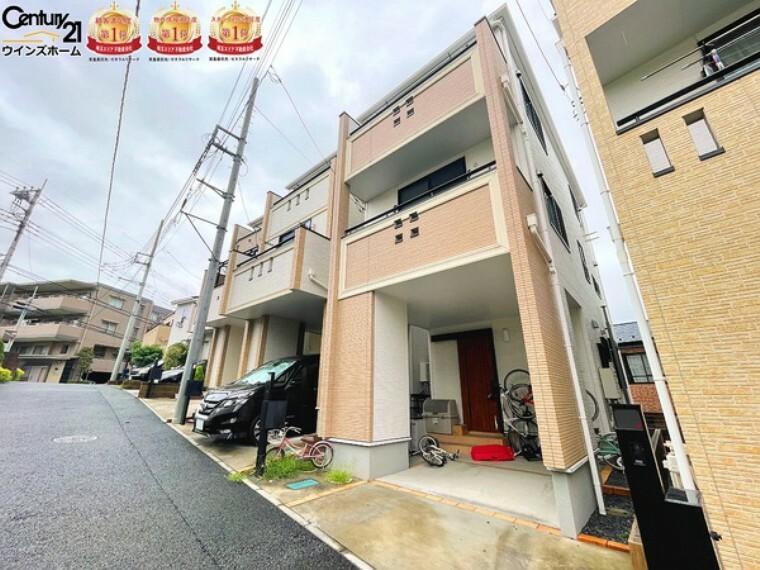 外観写真 2駅利用可能の好立地!JR埼京線「中浦和」駅徒歩14分×「南与野」駅徒歩12分!リフォーム済みのきれいな内観で新生活をスタートできます。